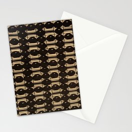Trapped Pearls Stationery Cards