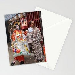 Oiran Japan  Stationery Cards