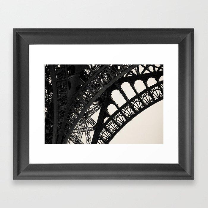 Eiffel Tower 1 Gerahmter Kunstdruck