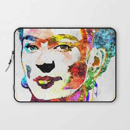 Frida Kahlo Grunge by danieljanda