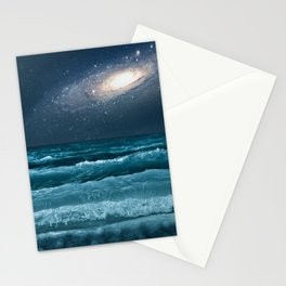The Milky Way Express Stationery Cards