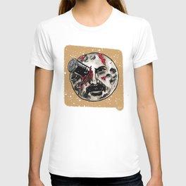 John Wick is the Melies' Moon T-shirt