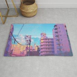 Pastel City Rug