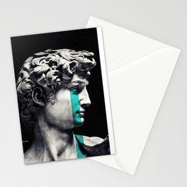 Crying David Stationery Cards