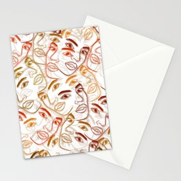 The Many Facets of Beauty Stationery Cards