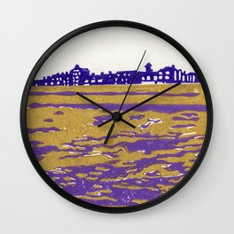 Seaview Kingsway Wall Clock