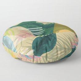Abstact Nature Floor Pillow