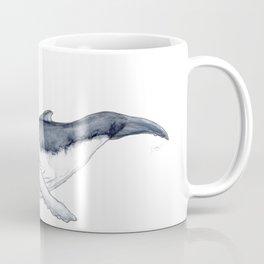 Sleep whale Coffee Mug