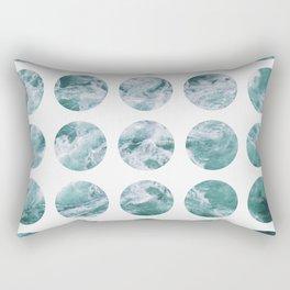 Surf days I Rectangular Pillow