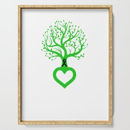 Organ Donor Donate Life Transplant Awareness Serving Tray