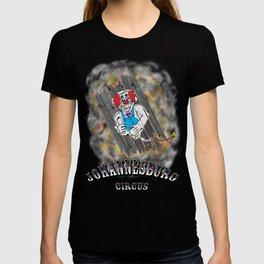Johannesburg Explosives T-shirt