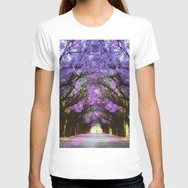 Jacaranda Street T-shirt