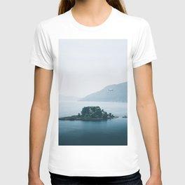 Pontikonisi Island - Greece T-shirt