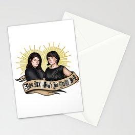 SSDGM Saints Stationery Cards