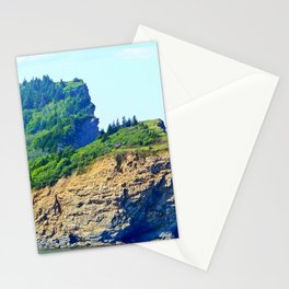 Cliffs of Perce Stationery Cards
