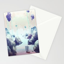Edge of the Earth Stationery Cards