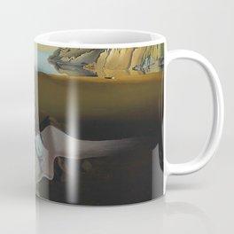The Persistence of Memory Coffee Mug