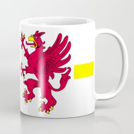 Flag of Mecklenburg-Vorpommern (Mecklenburg-West Pomerania) Coffee Mug