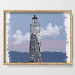 Nottawasaga Lighthouse Serving Tray