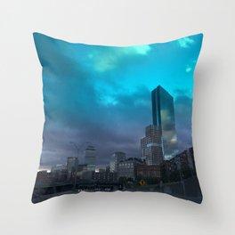 Beautiful Boston Throw Pillow