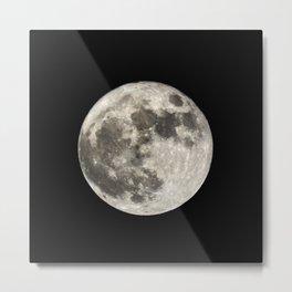 Super Moon. 14-11-2016 Metal Print