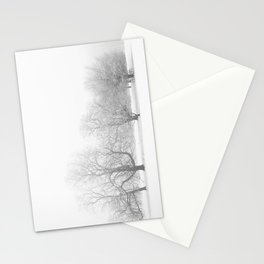 Winter Mist Stationery Cards