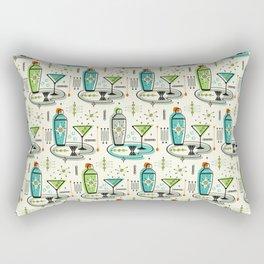 Atomic Martini ©studioxtine Rectangular Pillow