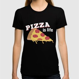 Italy Food Lovers Pizza Lover Fastfood T-shirt