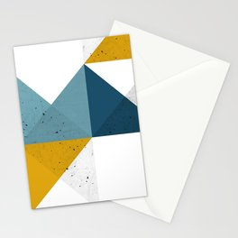 Modern Geometric 19 Stationery Cards