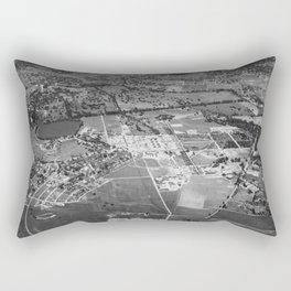 California Palo Alto NARA 23934801 Rectangular Pillow