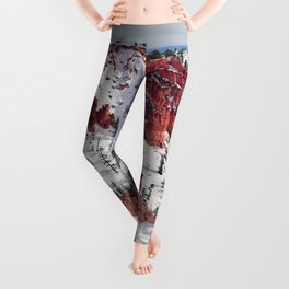 Bryce Canyon - Sunset Point III Leggings