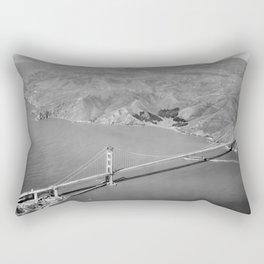 California San Francisco NARA 23935565 Rectangular Pillow