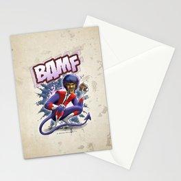 BAMF!!! Stationery Cards