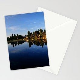 Star Lake Stationery Cards