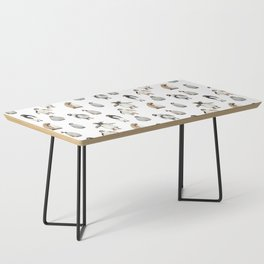 Penguin gang Coffee Table