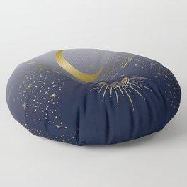 La Lune Magique The Magic Moon Floor Pillow