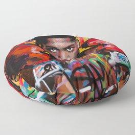 Jean-Michel Basquiat ART Floor Pillow