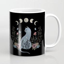 Cat on the Hill Coffee Mug