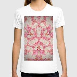 Pink and Cream T-shirt