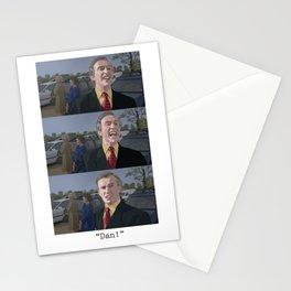 """Dan!"" Stationery Cards"