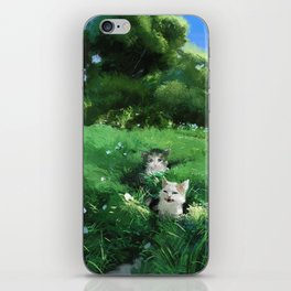 Internet Cats iPhone Skin