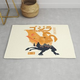The King of Monsters vol.1 Rug