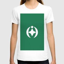 Flag of Chiba T-shirt