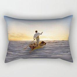 The Endless River Rectangular Pillow