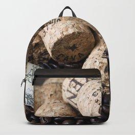 COFFEE CHAMPAGNE CORK Backpack