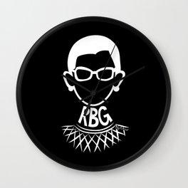 Notorious RBG Ruth Bader Ginsburg Wall Clock