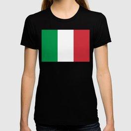 Italy Flag Italian Patriotic T-shirt