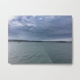 Out On Sydney Harbour Metal Print