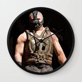The Dark Knight Rises - Bane Wall Clock