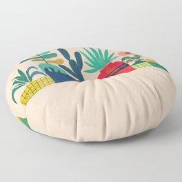 Plant mania Floor Pillow